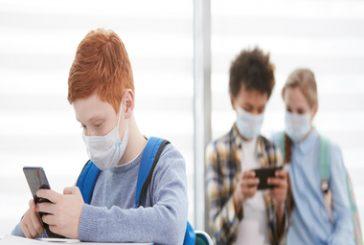 O sindicato dos professores sugere ao governo que crianças a partir de 6 anos usem máscaras