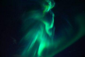 Aurora Boreal será visível em toda a Irlanda a partir desta noite