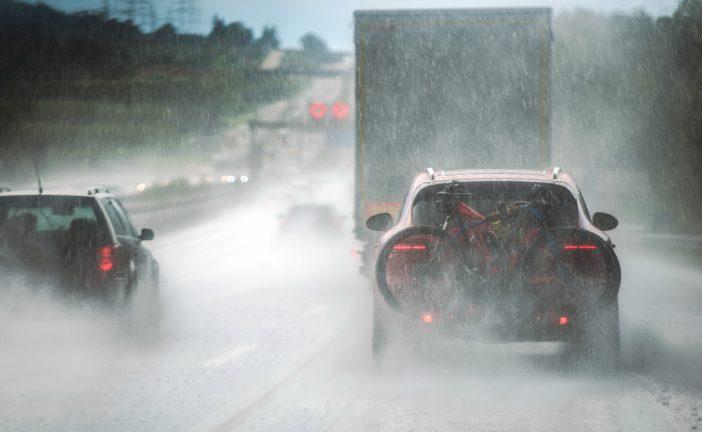 Previsão do tempo na Irlanda: Alerta amarelo de chuva para 10 condados