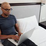 3% das pessoas no sistema de quarentena obrigatória em hotel testam positivo para a Covid-19